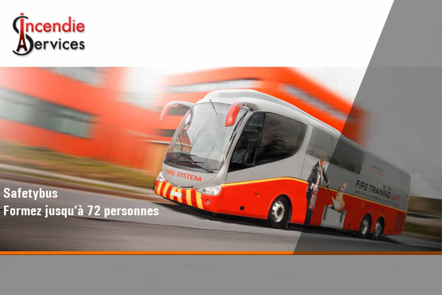 "Tarifs/Infos - Bus Formation Incendie - SAFETYBUS | PFI Formation - Organisme de Formation Agrée - ""bus formation incendie"" - ""safetybus"""