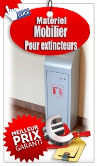 Catalogue Mobilier extincteur design